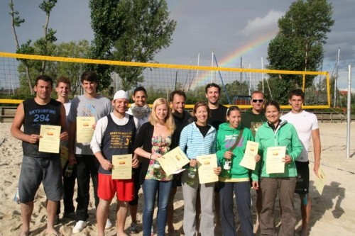 2012 Beachvolleyball Landesmeisterschaft