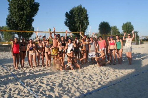 2015 Neusiedler Beachvolleyballturnier