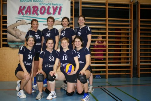 2015 Internationales Neusiedler Volleyballturnier